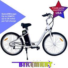 2018 Yukon Trail Xpediton 350w Electric Bike 7 speed Lithium Battery Bike 26inch