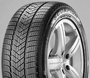 Winterreifen Pirelli Scorpion Winter 235/55 R19 101H M+S Run Flat MO