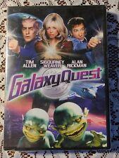 Galaxy Quest (1999) Tim Allen Sigourney Weaver Alan Rickman Tony Shalhoub Sealed