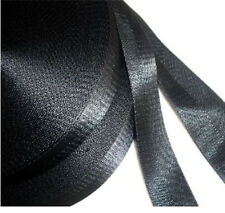 "Strapping+Nylon+Webbing 1"" 12 Yards 2 Panel 1"" 12 Yards 2 Panel Black Lite Weigh"