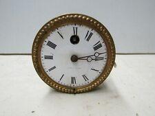 ancien mouvement de pendule horloge