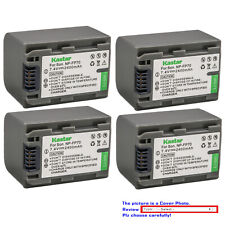 Kastar Replacement Battery Pack for Sony NP-FP50 NP-FP60 NP-FP70 NP-FP71 NP-FP90