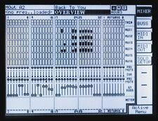 Tascam SX-1/SX-1LE CUSTOM (Noir) Affichage DEL!