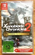 XENOBLADE CHRONICLES 2 NEUF SOUS BLISTER NINTENDO SWITCH ALLEMAND NEW NEU II VF