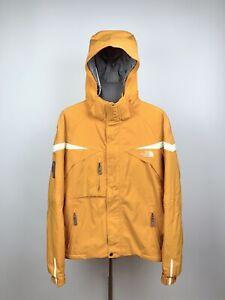 Men's TNF Hardshell HyVent Ski Hooded Jacket,Size L,RRP 550£,Recco,Waterproof