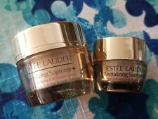 Estee Lauder Revitalizing Supreme Global Anti-Aging Cream .5 oz & .17 eye balm