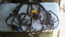Johnson Evinrude 200-225-250 HP Engine Cable Wiring 586582 Harness Capacitor