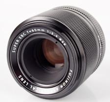 Obiettivo a focale fissa Fujifilm Fujinon Xf60mm F2.4 R Macro (91mm)