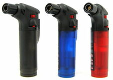 1 x Zengaz ZT 77 Refillable Torch Lighter ( Black  or Red  or Blue) FRE USA SHIP