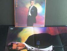 【 kckit 】ALAN TAM 1987 LP & POSTER 譚詠麟  黑膠唱片 LP552 P6