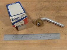 A/C,Ac, Air Conditioning Fittings,90 degree Metric O-Ring,3 Barb,14mm thrd,#1015