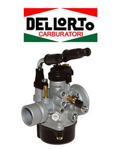 Carburateur DELLORTO 16 PHBN  MBK Booster Nitro Stunt Spirit YAMAHA Bw's