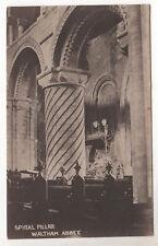 Walthham Abbey - Photo Postcard c1905
