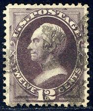 U.S. #151 CHOICE Used - 12c Dull Violet