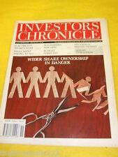 INVESTORS CHRONICLE - TYNE & WEAR SURVEY - MARCH 15 1991