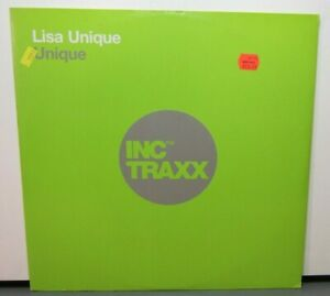 LISA UNIQUE RHYTHM MASTERS/CALDERONE  (NM) 12 INCH SINGLE VINYL RECORD