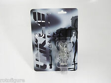 Medicom bearbrick be@rbrick 100% futura unkle camo clear gray new in package