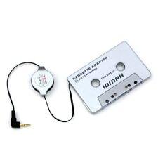 Car AUDIO reproductor de Cassette Adaptador MP3 3.5 mm conector de auricular reproducir música Sonido Claro