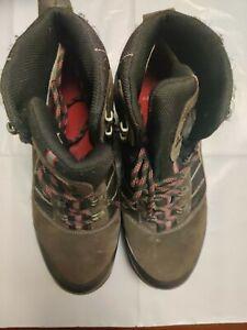Karrimor Mount Mid UK Size 8.5 (EU 42.5) Mens Brown Walking Hiking Trail Boots