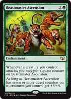 MTG Magic - (R) Commander 2015 - Beastmaster Ascension - NM/M