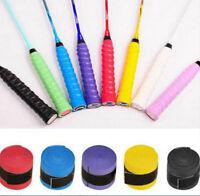 Anti-slip Racket Overgrips 10pcs Tennis Over Grip Badminton Racquet Tape
