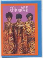 Diana Ross & The Supremes Christmas Card w/envelope sealed #1706