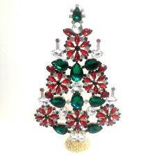 -20% - Unique rhinestones - standing Czech Christmas Tree
