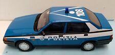 LAUDORACING MODEL 1/18 -ALFA ROMEO ALFA 75 1.8 IE 1988 POLIZIA LM123B2-PO
