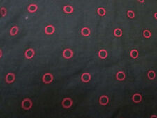 Black Red Dot Flaxseed Aromatherapy Natural Healing  Herb Pillow hot & cold use