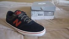 New Balance Numeric Quincy 254 Black/Suede 9.5