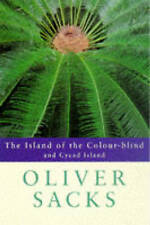 The Island of the Colour-blind and Cycad Island, By Sacks, Oliver,in Used but Ac