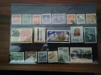 China Asien Lot  Briefmarken Sellos Timbres Stamps