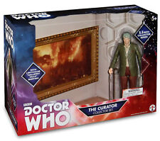 "Doctor Who Le conservateur 5"" Action Figure Collector Series Set Underground Toys"