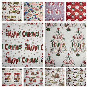 Christmas Wrapping Paper Sheets