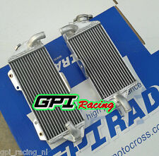 ALUMINUM RADIATOR FOR KAWASAKI KX500 1988-2004 2003 2002 2001 2000 1999 1998