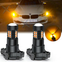 Front Turn Signal Light Bulb For 2007-2013 BMW 328i 2008 2009 2010 2011 D831FC