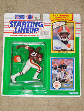 1990 KENNER STARTING LINEUP ERIC METCALF (New In Package)