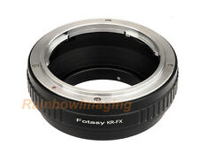 Konica Hexanon AR lens to Fujifilm Fuji X-Pro2 X-T10 X-T20 X-T100 X-H1 Adapter