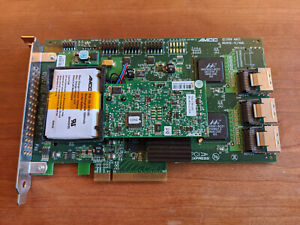 LSI AMCC 3Ware 9650SE-12ML 12 Port SATA PCI-E x8 256MB RAID Controller w/BBU