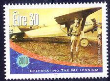 Ireland 2001 MNH, Millennium, Charles Lindbergh Aviator Author Inventor