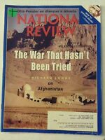 National Review Magazine The Afghanistan War April 20, 2009 060119nonrh