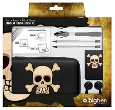 Nintendo 3DS XL Accessory Pack Essential Pirates Set BIGBEN INTERACTIVE