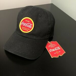 Coca Cola - Adjustable Hat Cap - Brand New With Tags - Free Postage