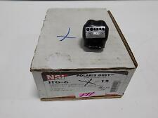 NSI POLARIS GREY WIRE CONNECTOR  LOT OF 12  ITG-6 NIB