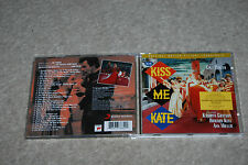 Kiss Me Kate - 1996 Rare OOP OST Soundtrack CD Kathryn Grayson Howard Keel