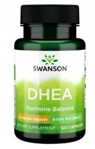 Swanson DHEA25 mg/120 Kapseln * Express Versand