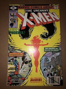 X-Men #125 Marvel Comics 1980 First Appearance Proteus F/VF Conservatively XMen