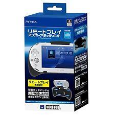 HORI PS Vita PSV 2000 Remote Play Assist Handle Grip Trigger Button L2 L3 R2 R3