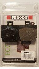 FERODO PASTILLAS DE FRENO DELANTERO CPI STUNT 50 2006- FRONT PASTILLAS DE FRENO
