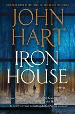 Iron House Hart, John Hardcover